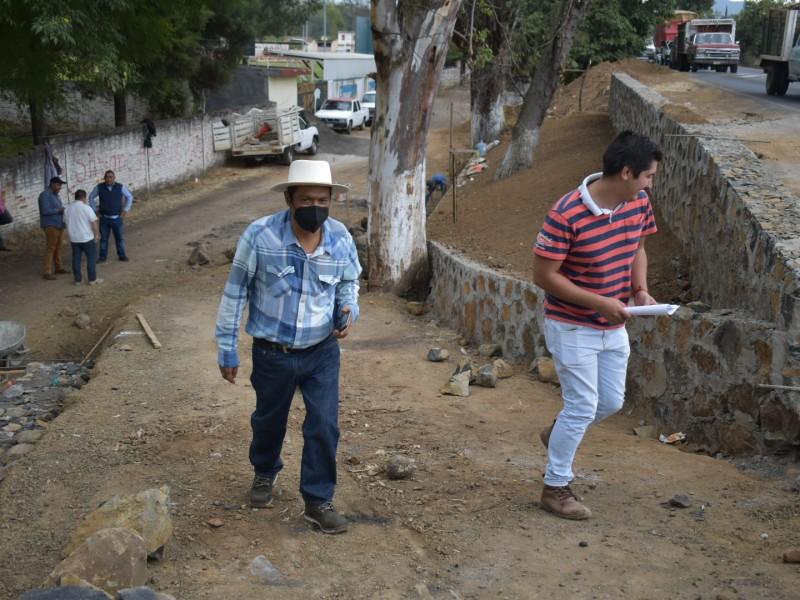 Muere alcalde de Chilchota, Eduardo Ixta Álvarez