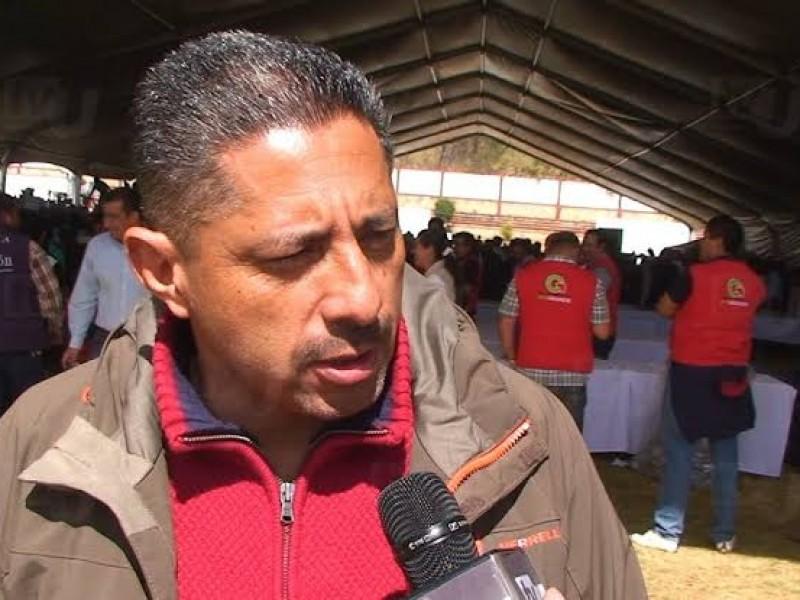 Muere alcalde de Ocuilan