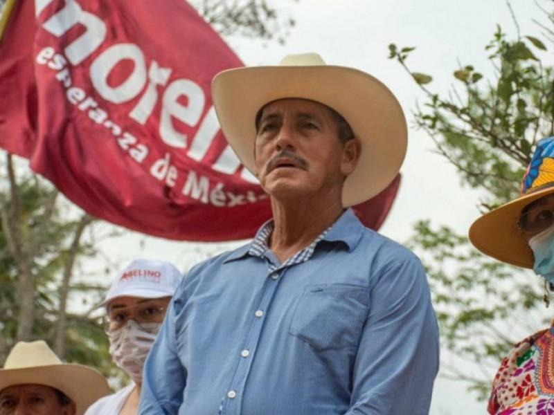 Muere alcalde electo por Covid-19 en Veracruz
