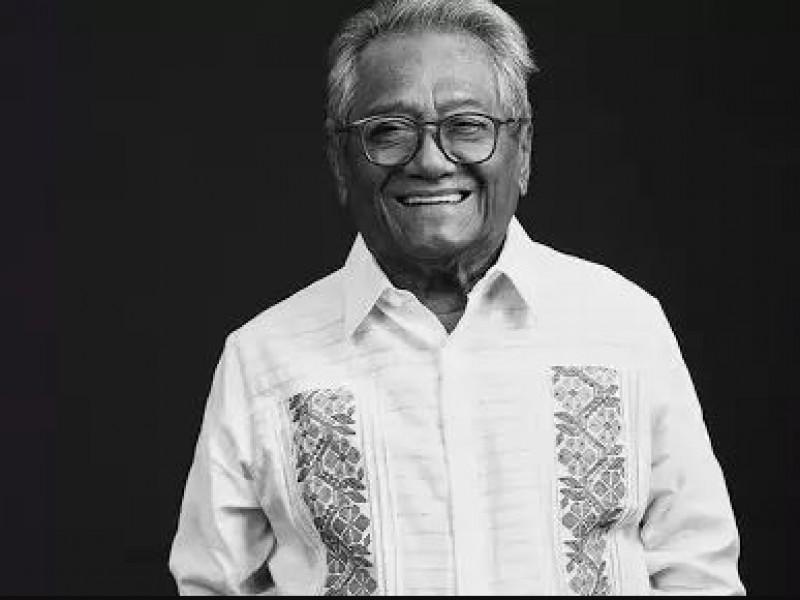 Muere Armando Manzanero a los 85 años