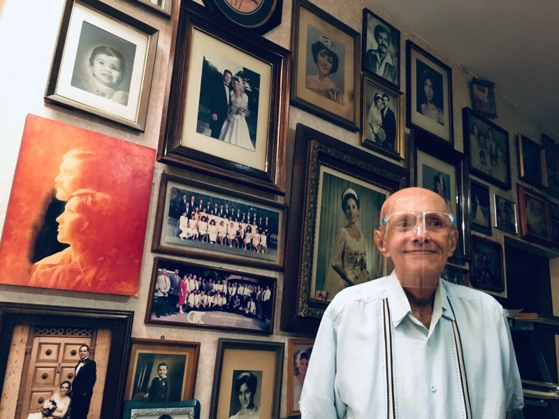 Muere Arturo Villaseñor Atwood, una de las mentes más creativas