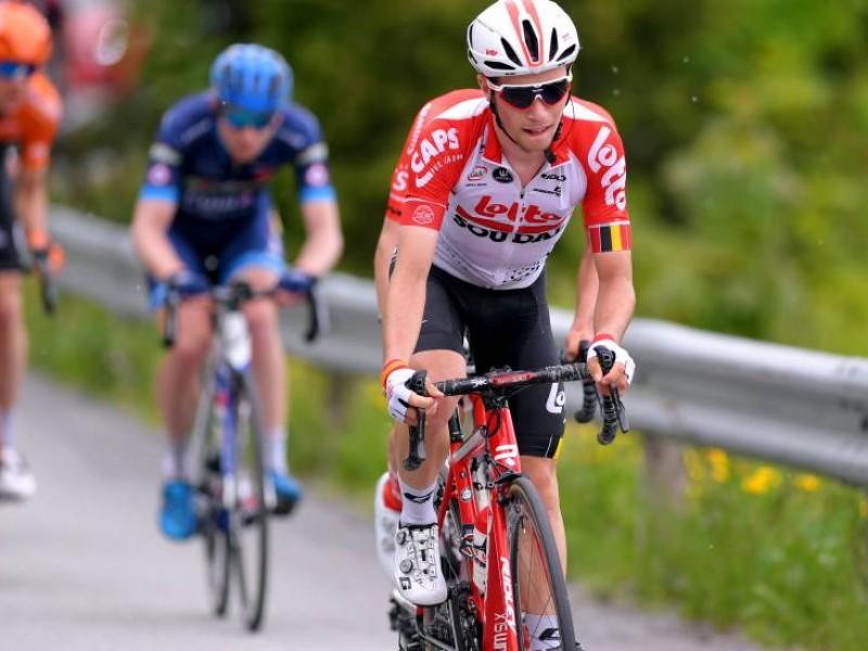 Muere ciclista belga Bjorg Lambrechet