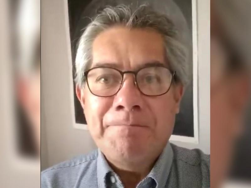 Muere de Covid periodista deportivo Gerardo Valtierra