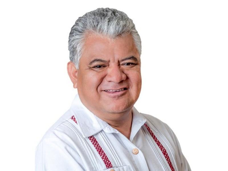 Muere el diputado Othón Cuevas Córdova por Covid-19
