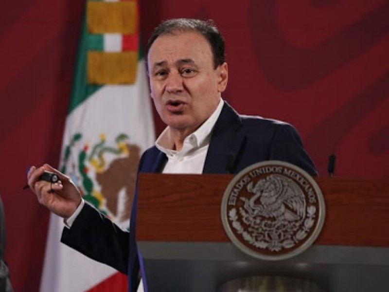 Muere el padre de Alfonso Durazo, extitular de la SSPC