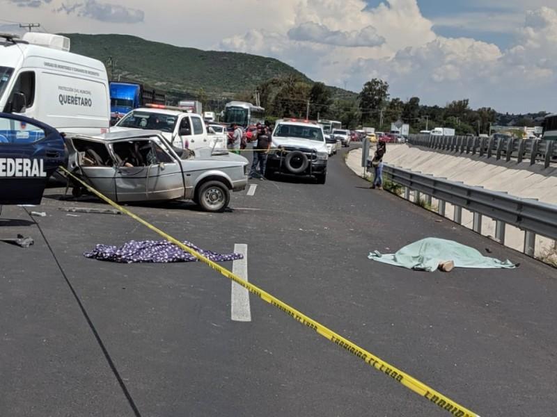 Muere familia entera en brutal accidente