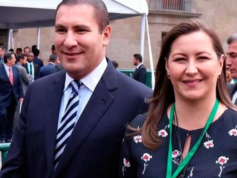 Muere gobernadora de puebla Martha Érika Alonso
