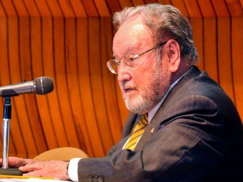 Muere Guillermo Soberón Acevedo, exrector de la UNAM