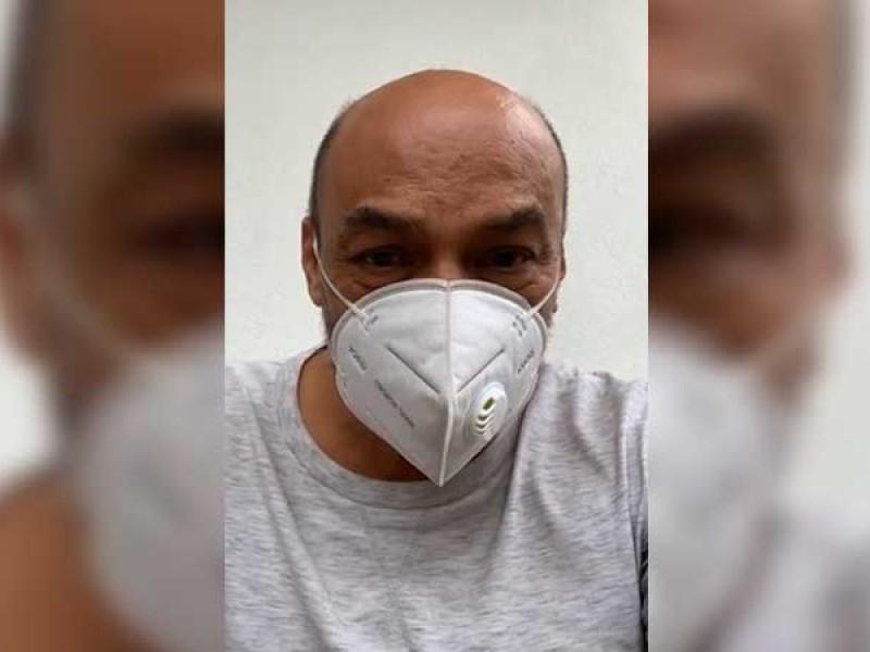Muere hija del actor Esteban Franco; denuncia negligencia médica