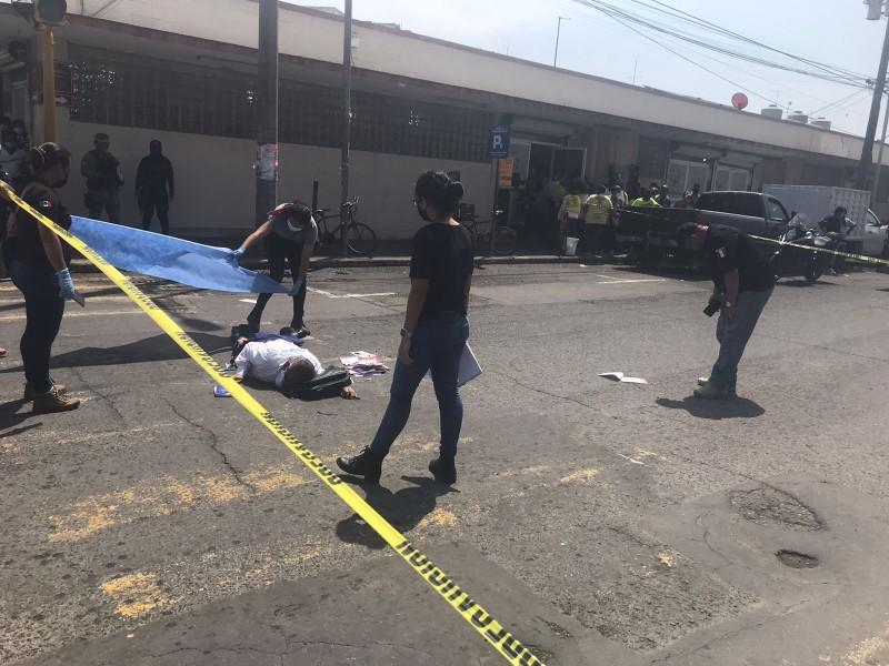 Muere hombre atropellado por camión de la ruta Palmitas