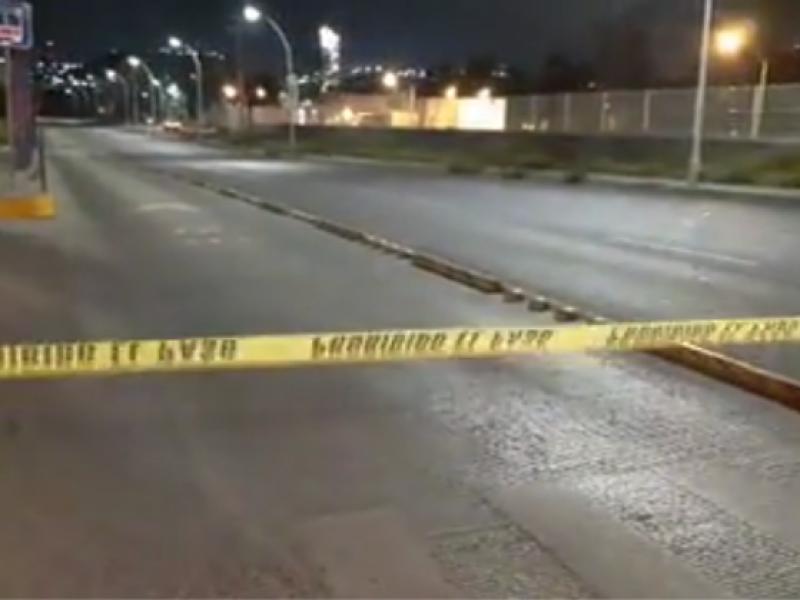 Muere hombre en el parque industrial Benito Juárez