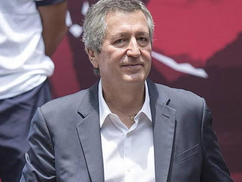 Muere Jorge Vergara a los 64 años