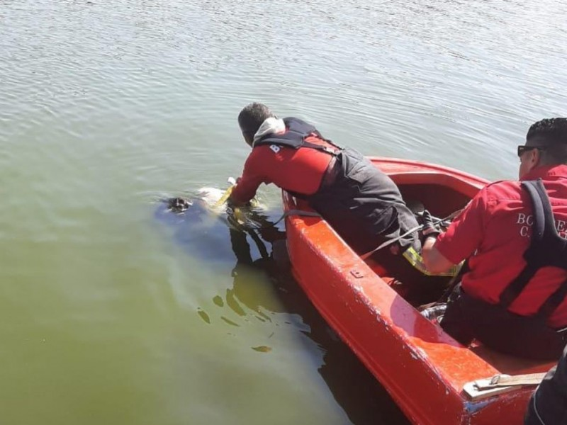 Muere joven de 15 años ahogada en Lago de Guadalupe