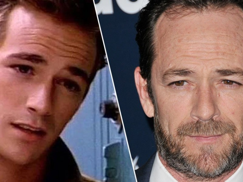 Muere Luke Perry, protagonista