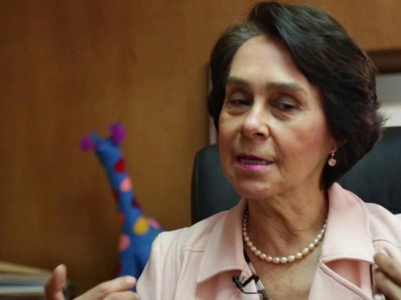 Muere María de los Ángeles Moreno