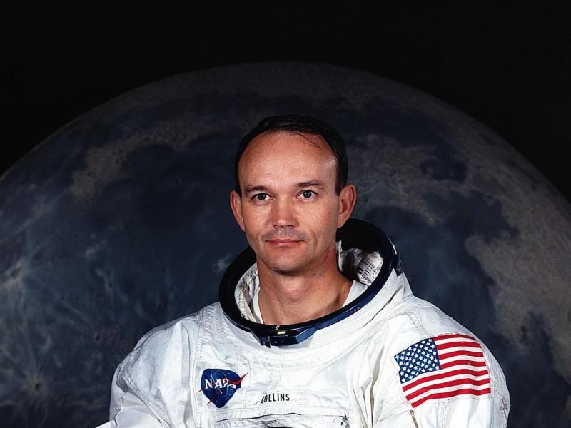 Muere Michael Collins, astronauta del Apolo 11