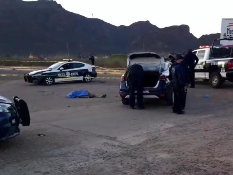 Muere motociclista en choque ocasionado por conductor ebrio