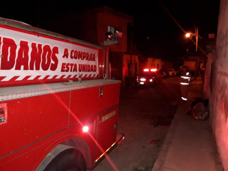Muere mujer calcinada al incendiarse su casa