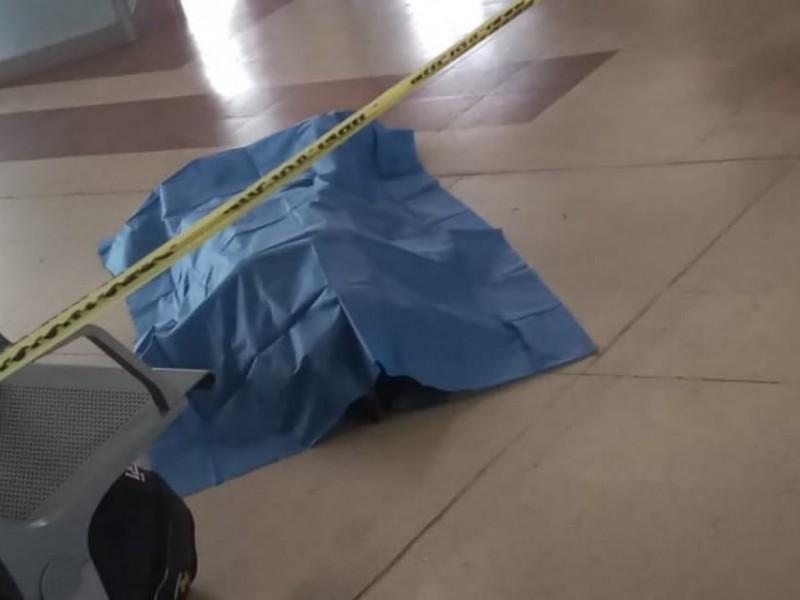 Muere mujer en la central de autobuses de Veracruz