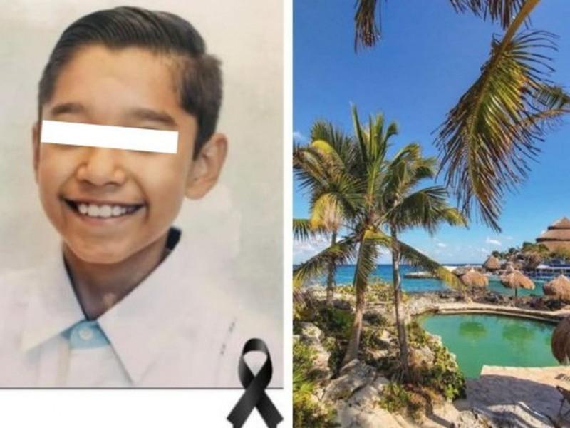 Tragedia en Xcaret; muere niño succionado por un filtro