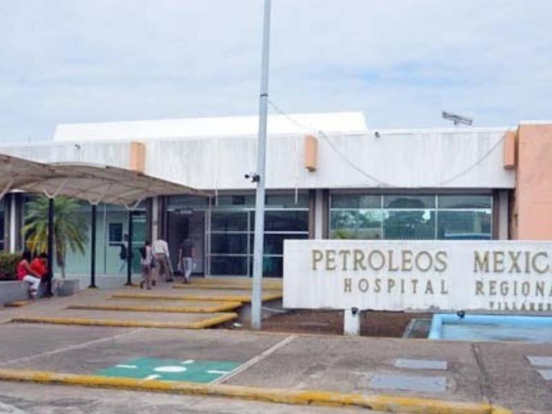 Muere octavo paciente por medicamento contaminado en Hospital de Pemex