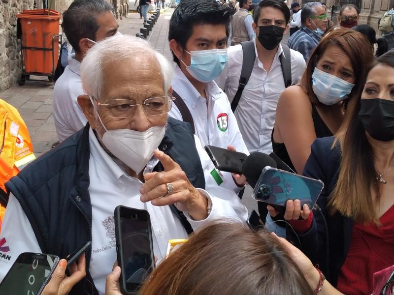 Muere Pedro Carlos Mandujano, coordinador de PC Michoacán
