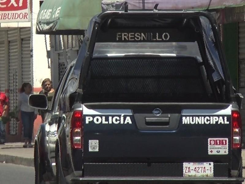 Muere persona en Fresnillo tras ser agredida a disparos