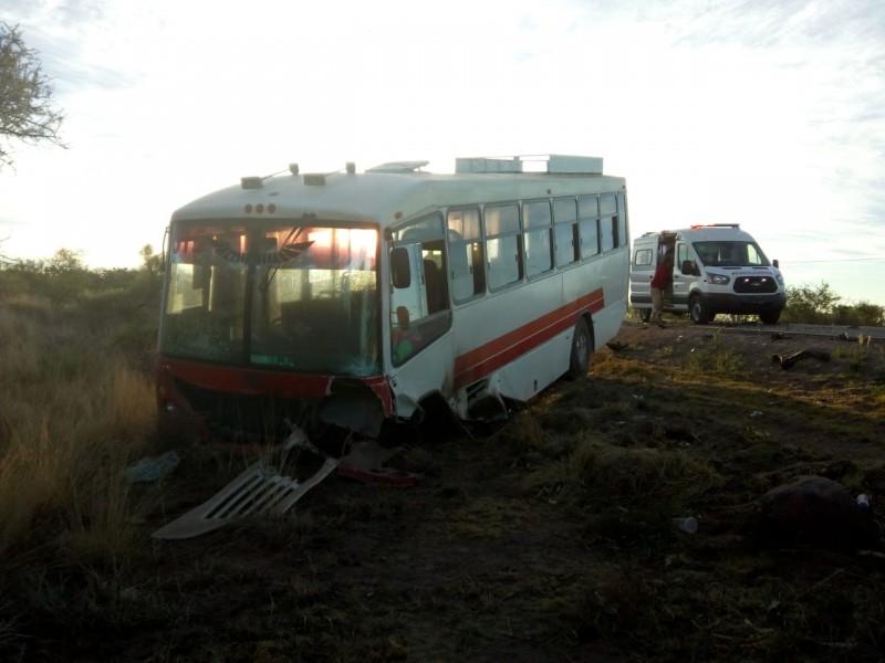 Muere persona tras accidente en Río Grande