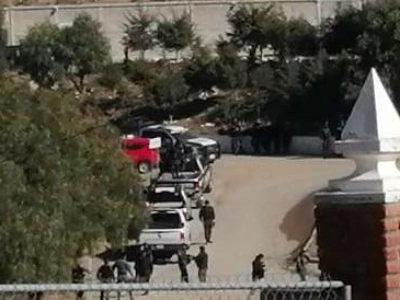 Muere Policía Estatal dentro de la SSP