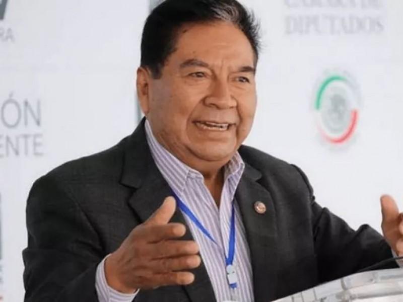 Muere por COVID-19, senador por Tlaxcala