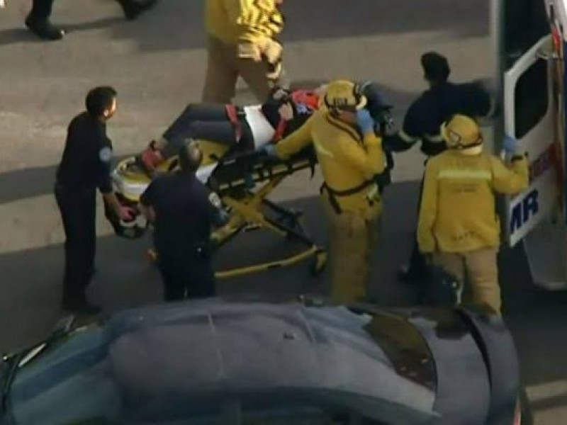 Muere presunto autor de tiroteo en California