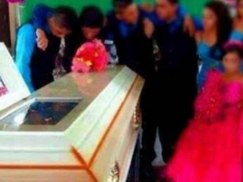 Muere quinceañera antes de su fiesta