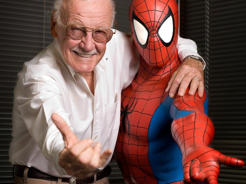 Muere Stan Lee, creador de Hulk y Spiderman