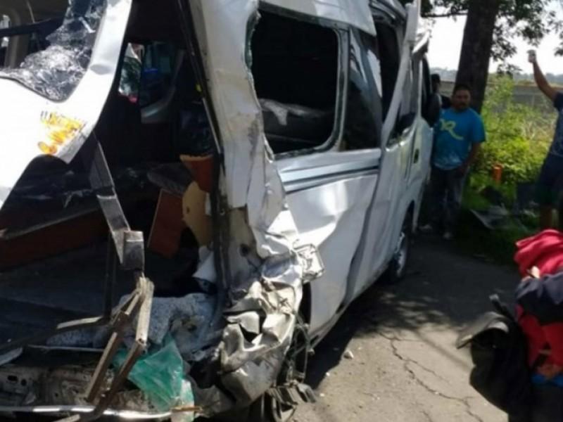 Muere una persona tras accidente en Topilejo