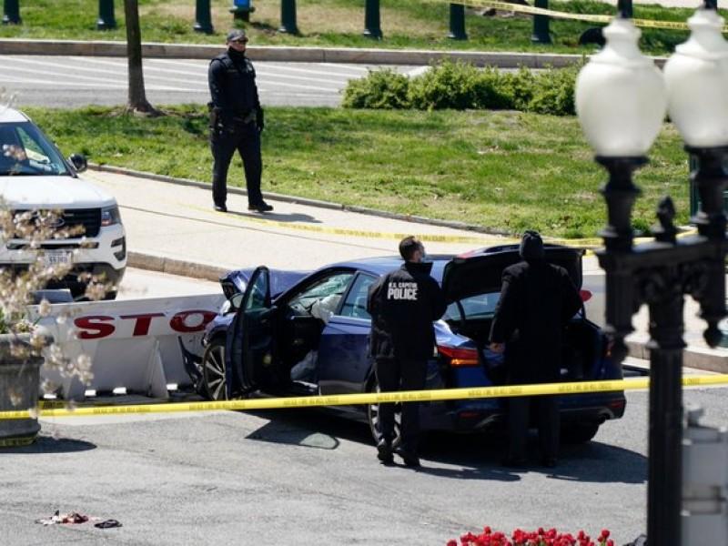 Muere uno de los oficiales agredidos en el Capitolio