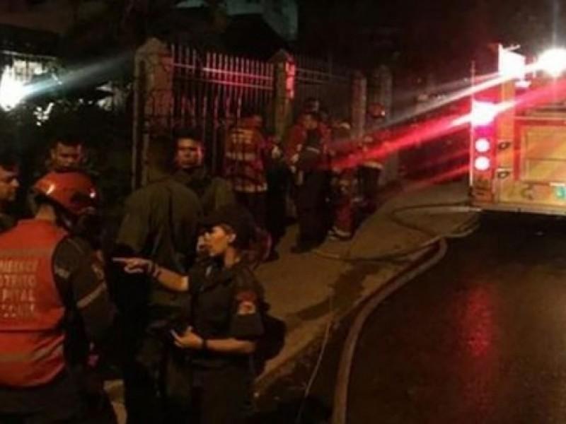Mueren 17 en fiesta en club de Caracas