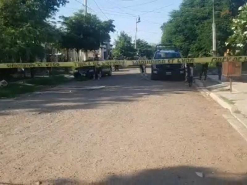Mueren 3 personas en un ataque armado, en Cajeme