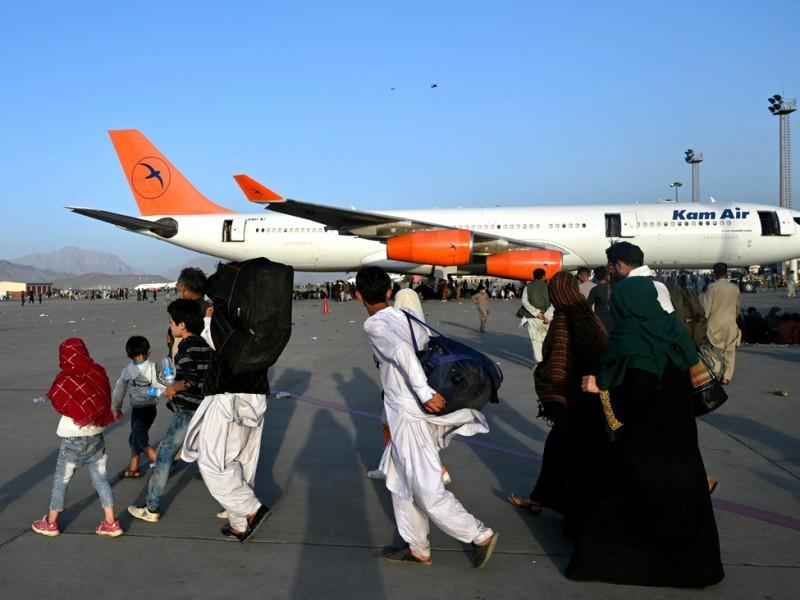 Mueren 7 personas cerca del aeropuerto de Kabul