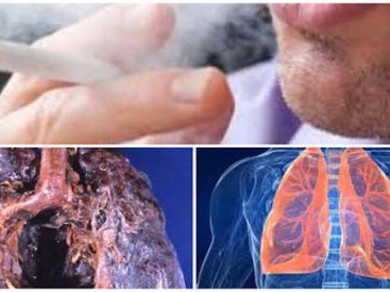 Mueren 8 veracruzanos diario por consumo de tabaco