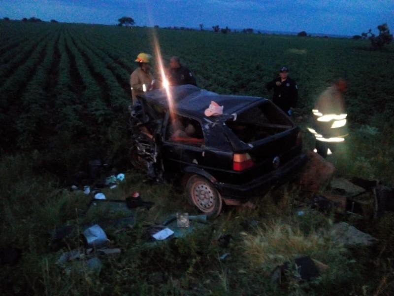 Mueren 9 en accidentes viales del fin desemana