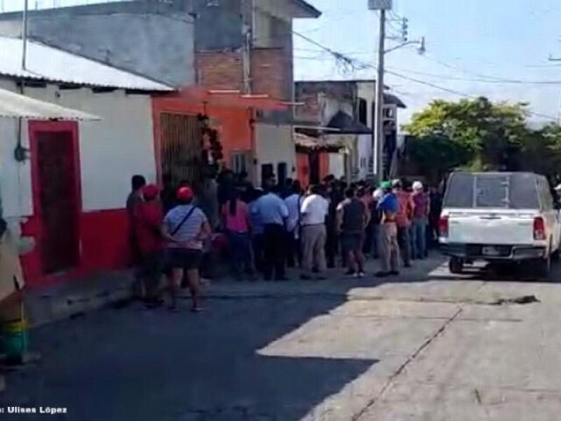 Mueren calcinados dos menores en Chiapa de Corzo