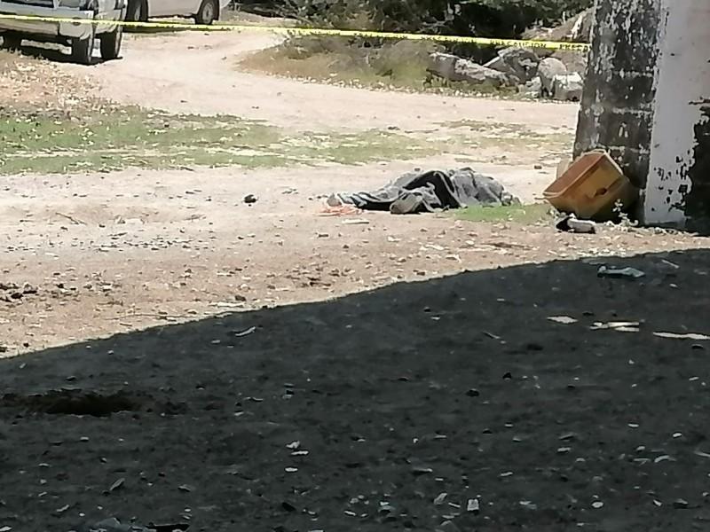 Mueren dos jornaleros arrollados por el tren