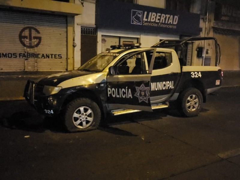 Mueren tres policías en enfrentamiento en Zamora