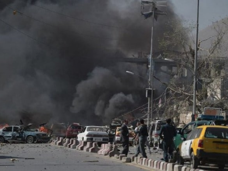 Mueren niños en un atentado explosivo en Afganistan