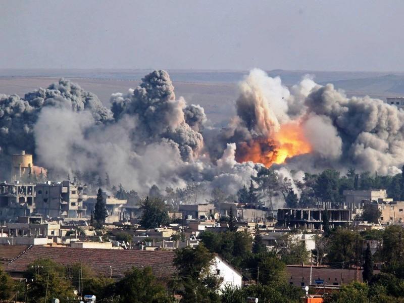 Muertos tras bombardeos turcos en Siria