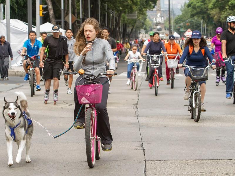 Muévete en Bici celebra 11 años regalando bicicletas