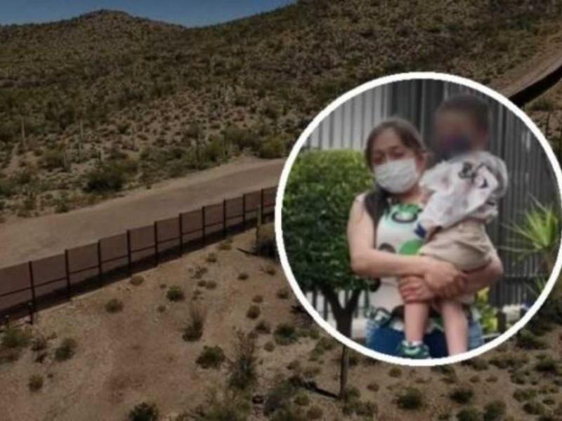 Mujer colombiana y su hija mueren cruzando la frontera