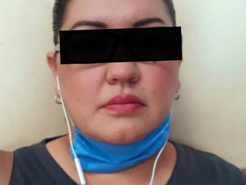 Mujer invitó a saqueos a través de redes en Cajeme