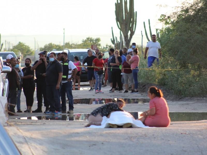 Mujer murió tras ser arrastrada en el arroyo Jericó