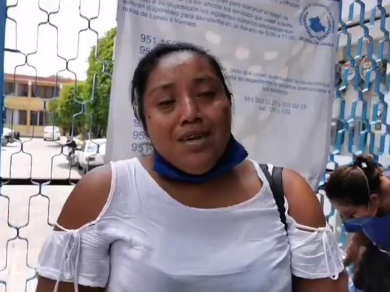 Mujeres huaves denuncian agresiones ante la DDHPO